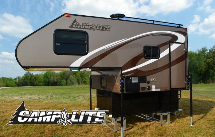 Camplite 6 8 Truck Camper Mb Thomas Rv Sales