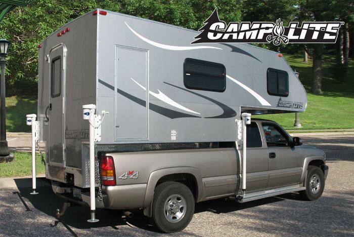 Truck Bed Camper Heater