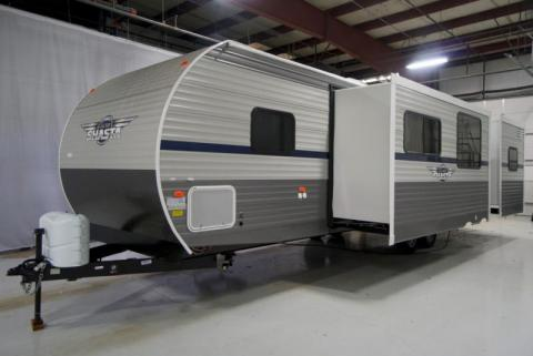 Shasta 32 DS Travel Trailer
